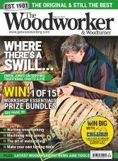 The Woodworker & Woodturner – Autumn 2016