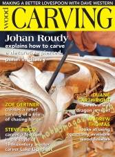 Woodcarving - July/August 2016