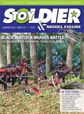 Toy Soldier & Model Figure 219 - August/September 2016