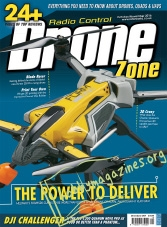 Radio Control Drone Zone 007 – October/November 2016