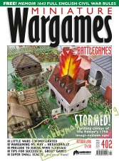 Miniature Wargames 402 – October 2016