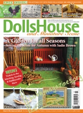 Dolls House and Miniature Scene - October 2016