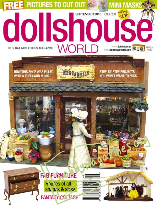 Dolls House World - September 2016