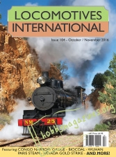 Locomotives International 104 – October/November 2016