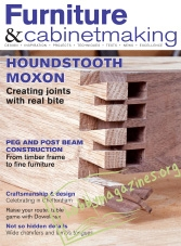 Furniture & Cabinetmaking – September 2016