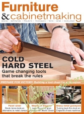 Furniture & Cabinetmaking – October 2016