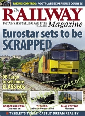 The Railway Magazine – October 2016