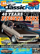Classic Ford - September 2016