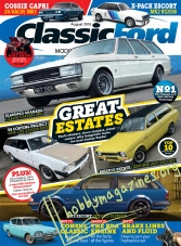 Classic Ford - August 2016