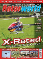 Radio Control Rotor World – November/December 2016