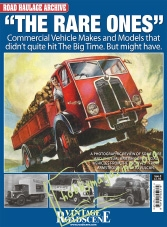 Road Haulage Archive Issue 9 2016