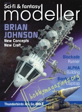 Sci-Fi and Fantasy Modeller 43, 2016