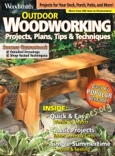 Woodsmith Special : Outdoor Woodworking