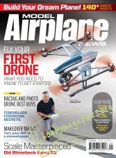 Model Airplane News - January 2017