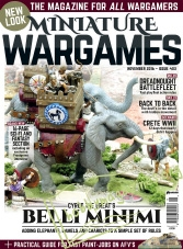 Miniature Wargames 403 - November 2016
