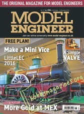 Model Engineer 4546 - 28 October 2016