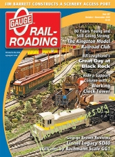 0 Gauge Railroading - October/November 2016