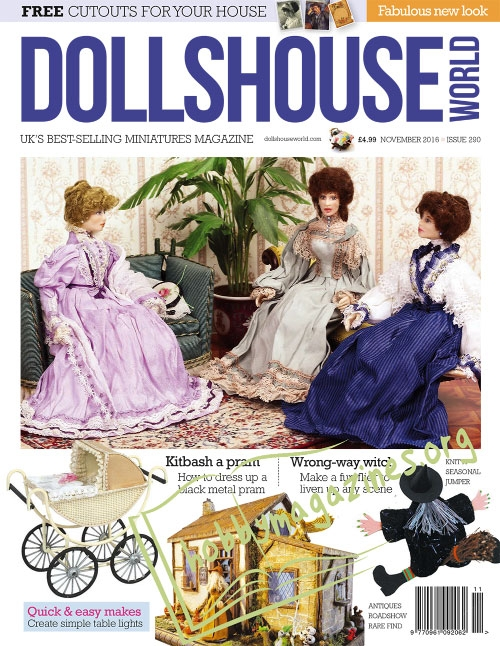 Dolls House World – November 2016