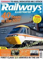 Railways Illustrated – December 2016
