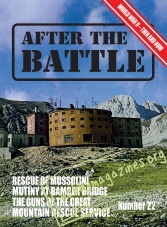 After the Battle 022 : The Rescue of Mussolini