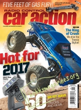 Radio Control Car Action - January 2017