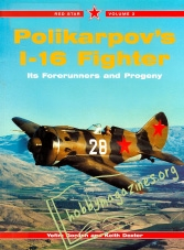 Red Star 03 : Polikarpov's I-16 Fighter