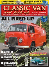 Classic Van & Pick-up - November 2016