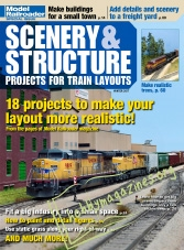 Model Railroader Special : Scenery & Structure. Projects for Train Layouts