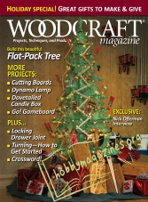 Woodcraft Magazine - December/January 2017