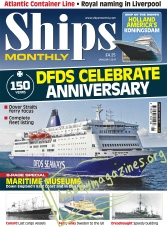 Ships Monthly - January 2017