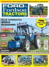 Ford & Fordson Tractors - December/January 2017