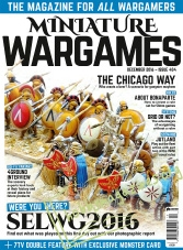 Miniature Wargames 404 - December 2016