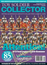 Toy Soldier Collector – December/January 2017