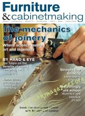 Furniture & Cabinetmaking – Winter 2016