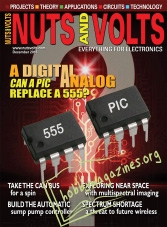 Nuts and Volts – December 2016