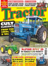 Tractor & Machinery – January 2017