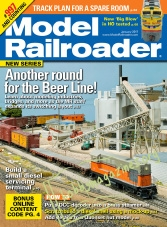 Model Railroader – January 2017