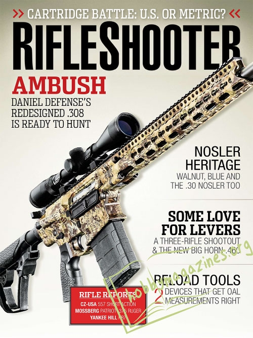 RifleShooter – January/February 2017
