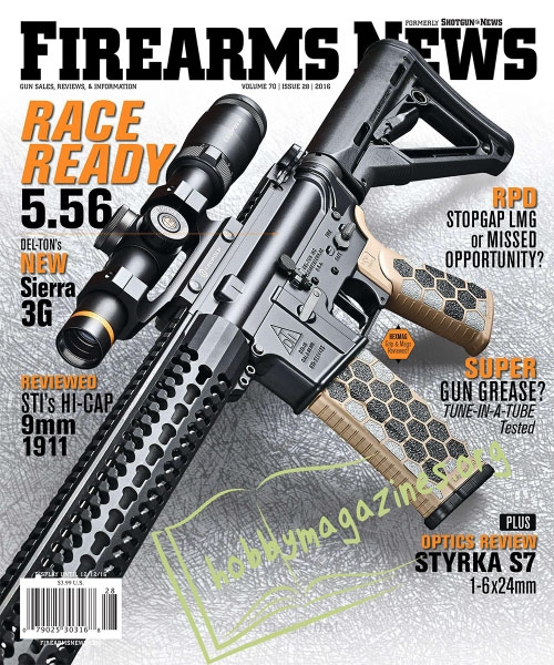 Firearms News Iss.28, 2016