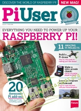 Pi User Iss.01 - Winter 2016