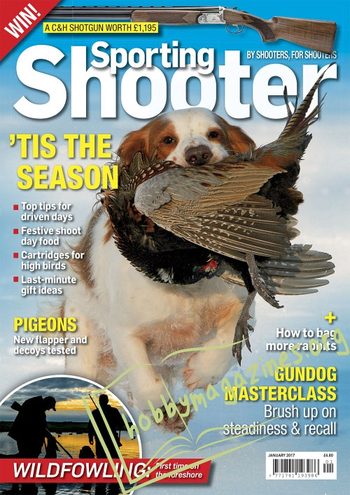 Sporting Shooter – January 2017