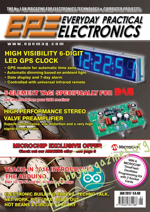 Everyday Practical Electronics – January 2017