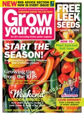 Grow Your Own – January 2017
