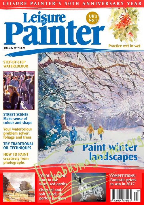 Leisure Painter – January 2017
