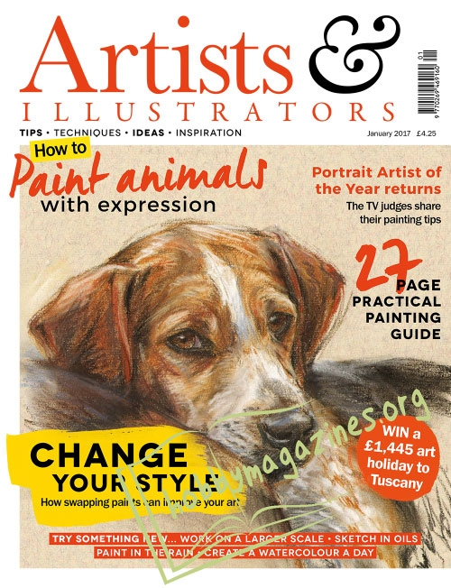 Artist & Illustrators – January 2017