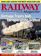The Railway Magazine – December 2016