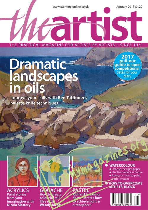 The Artist – January 2017