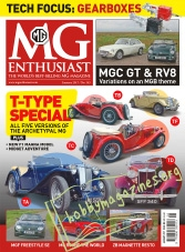 MG Enthusiast – January 2017
