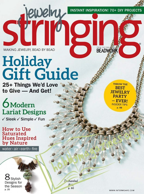 Jewelry Stringing – Winter 2017