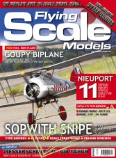 Flying Scale Models – January 2017